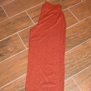 NWOT Zara Knit Ankle high slacks